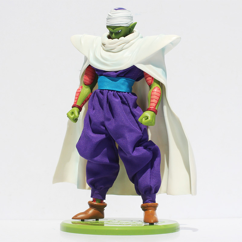 22 cm Piccolo Dragon Ball Z Action Figure DOD Piccolo PVC Action Figure Koleksiyonu Moldel Oyuncaklar